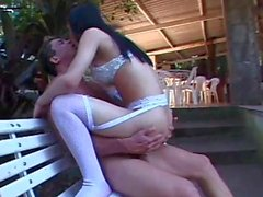 TGirl Hotties 2 - Scene 4