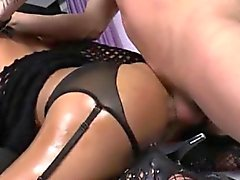 Sexy hot shemale Kessy Bittencour fucked with horny dude