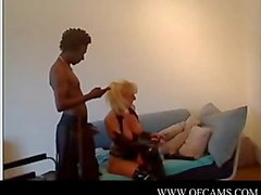 Old freak black guy2 tranny ally oiled-