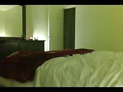Lusty sex at hotel room