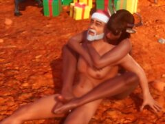 Rudie the Futanari Reindeer, Part 1 (Wild Life)