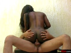 FULL movie of black tgirl in interracial sex