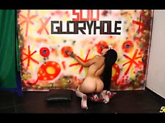 Today we have another Trans500 Gloryhole update for