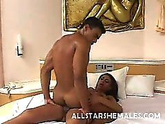 Horny Anna is one hot shemale you can't resist. This