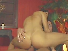 Transsexual Bubble Butt Sluts 3 - Scene 1