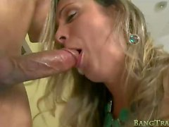 Big butt tranny Fernanda Zocal analyzed