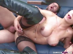 Ass fingering latin tgirl
