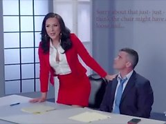 Caption Stories: Anchorwoman Position