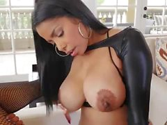 Hot Ass Fucked By Busty Black