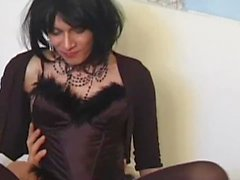 Amazing Mature Crossdresser